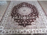 8'X10' 160Line Hand-knotted Wool Oriental Persian Rug handmade persian carpet